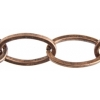 Chain Oval Cable 18x11mm Antique Copper